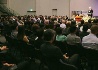 Dr Siew Hong Funeral Sharing